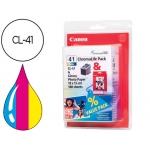 Cartucho Canon referencia 0617B001 Nº CL-41 tricolor