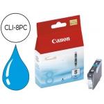 Cartucho Canon referencia 0624B001 Nº CLI-8PC cian