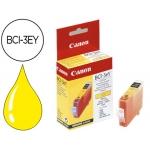 Cartucho Canon referencia 4482A002 Nº BCI-3EY amarillo