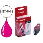 Cartucho Canon referencia 4707A002 Nº BCI-6M magenta