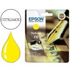 Cartucho Epson 16 amarillo referencia C13T16244010
