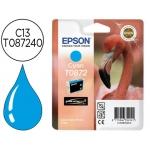 Cartucho Epson Stylus Photo referencia R1900 (C13T087240) cian