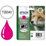 Cartucho Epson magenta referencia T1283