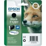 Cartucho Epson negro referencia T1281