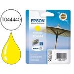 Cartucho Epson referencia C13T0444401 amarillo XXL