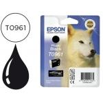Cartucho Epson referencia C13T09614010 negro