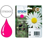 Cartucho Epson referencia C13T18034010 magenta