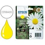 Cartucho Epson referencia C13T18144010 amarillo XL