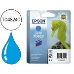 Cartucho Epson referencia T048240 cian