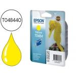 Cartucho Epson referencia T048440 amarillo