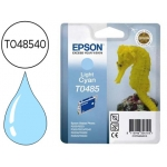 Cartucho Epson referencia T048540 cian