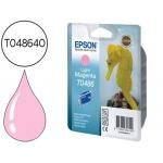 Cartucho Epson referencia T048640 magenta claro