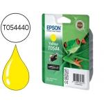Cartucho Epson referencia T054440 amarillo