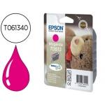 Cartucho Epson referencia T061340 magenta