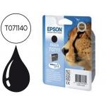 Cartucho Epson referencia T071140 negro