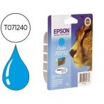 Cartucho Epson referencia T071240 cian