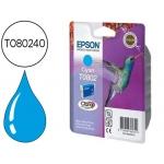 Cartucho Epson referencia T080240 cian