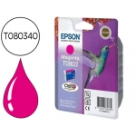 Cartucho Epson referencia T080340 magenta