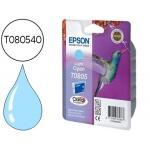 Cartucho Epson referencia T080540 cian