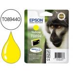 Cartucho Epson referencia T089440 amarillo