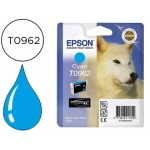 Cartucho Epson stylus photo referencia R2880 T0962 cian