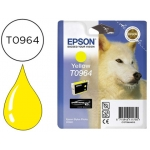 Cartucho Epson stylus photo referencia R2880 T0964 amarillo