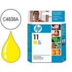 Cartucho HP 11 amarillo referencia C4838A