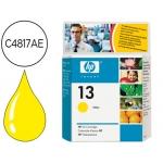 Cartucho HP 13 amarillo referencia C4817AE