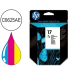 Cartucho HP 17 tricolor referencia C6625AE