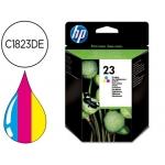 Cartucho HP 23 tricolor referencia C1823DE