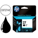 Cartucho HP 27 negro referencia C8727AE
