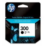 HP 300 - Cartucho de tinta original CC640EE, negro