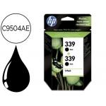 Cartucho HP 339 negro referencia C9504EE