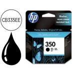 Cartucho HP 350 negro referencia CB335EE