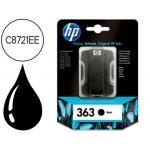 Cartucho HP 363 negro referencia C8721EE- C877