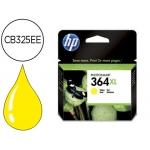 Cartucho HP 364XL amarillo referencia CB325EE , cb31 ESPECIAL FOTO
