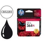 Cartucho HP 364XL negro referencia CB322EE ESPECIAL FOTO , cb31
