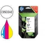 Cartucho HP 57 tricolor referencia C9503AE