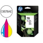 Cartucho HP 78 tricolor referencia C6578AE