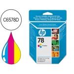 Cartucho HP 78 tricolor referencia C6578DE