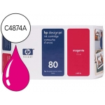 Cartucho HP 80 magenta referencia C4874A