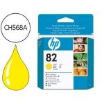 Cartucho HP 82 amarillo referencia CH568A (c491)