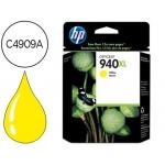 Cartucho HP 940XL amarillo referencia C4909A