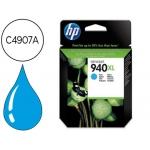 Cartucho HP 940XL cian referencia C4907A