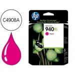 Cartucho HP 940XL magenta referencia C4908A