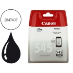 Cartucho Ink-jet Canon referencia PG545 negro