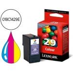 Cartucho Lexmark referencia 018C1429E Nº 29 Tricolor