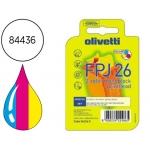 Cartucho Olivetti 84436 Color