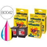 Cartucho Olivetti referencia B0042 negro