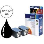Cartucho Samsung 41 negro referencia INK-M40V/ELS, impresoras SF-330, 331p, 335t, 340, 345tp, 360, 365tp, 341p, 361p